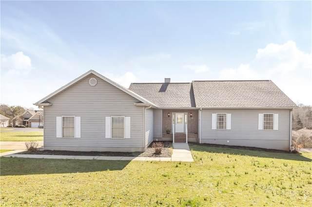 114 Gareloch Lane, Anderson, SC 29625 (MLS #20225572) :: Les Walden Real Estate