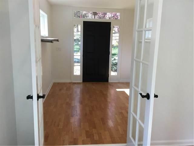 505 Tiger Terrace Drive, Seneca, SC 29678 (MLS #20225575) :: Tri-County Properties at KW Lake Region