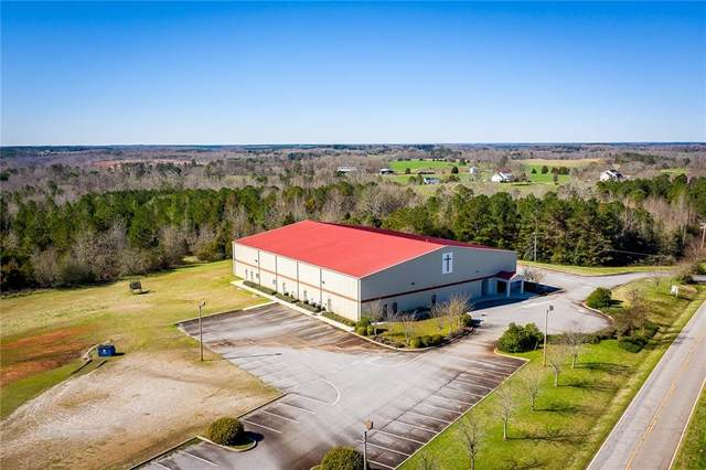 1221 Good Hope Church Road, Starr, SC 29684 (MLS #20225577) :: The Powell Group