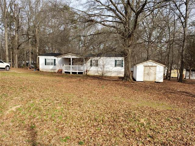 7 Mckittrick Drive, Pelzer, SC 29669 (#20225596) :: Connie Rice and Partners