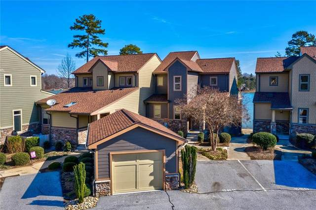 562 Sunset Point Drive, West Union, SC 29696 (MLS #20225598) :: Tri-County Properties at KW Lake Region
