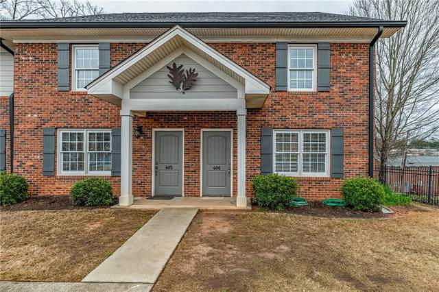 209 Calhoun Street, Clemson, SC 29631 (MLS #20225639) :: Tri-County Properties at KW Lake Region