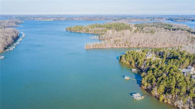 1021 Pintail Point Point, Anderson, SC 29626 (#20225642) :: Connie Rice and Partners