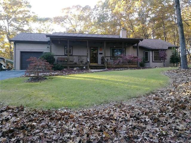 457 Ridge Springs Road, Cleveland, SC 29635 (#20225647) :: Connie Rice and Partners