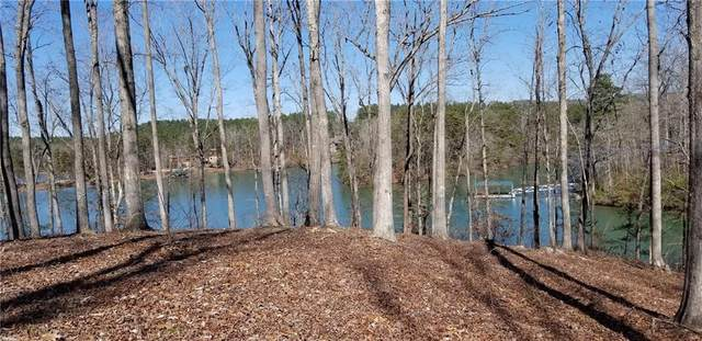 229 Harborside Drive, Six Mile, SC 29682 (MLS #20225656) :: Tri-County Properties at KW Lake Region