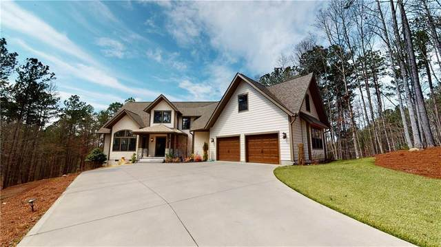105 Scenic Crest Way, Six Mile, SC 29682 (MLS #20225669) :: Tri-County Properties at KW Lake Region