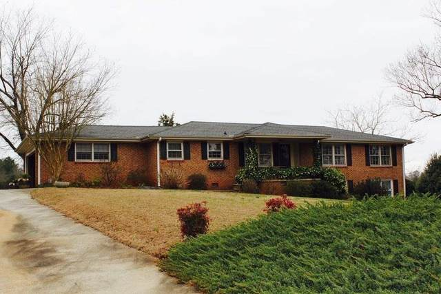 4501 Highway 24, Anderson, SC 29626 (MLS #20225674) :: Tri-County Properties at KW Lake Region