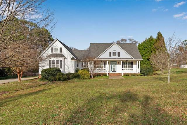 697 Long Road, Williamston, SC 29697 (MLS #20225677) :: Les Walden Real Estate