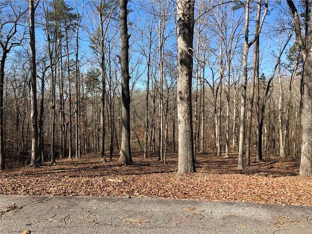 Lot 8 Dyar Way, Fair Play, SC 29643 (MLS #20225687) :: Tri-County Properties at KW Lake Region