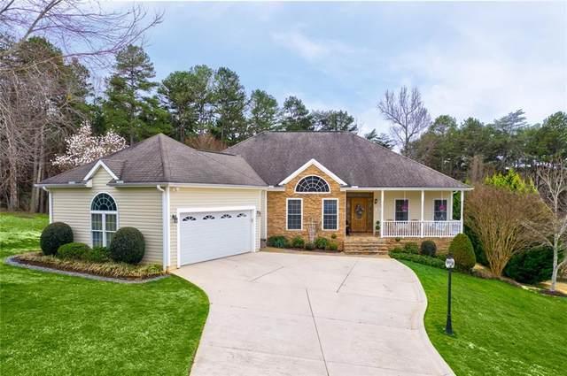 180 South Oak Pointe, Seneca, SC 29672 (MLS #20225693) :: Les Walden Real Estate