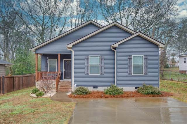 106 W 3rd Avenue, Easley, SC 29640 (#20225709) :: Connie Rice and Partners