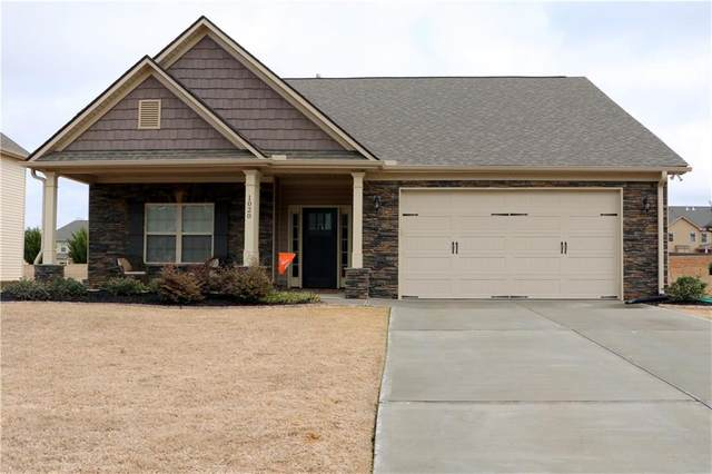 1020 Drake's Crossing, Anderson, SC 29625 (MLS #20225732) :: The Powell Group