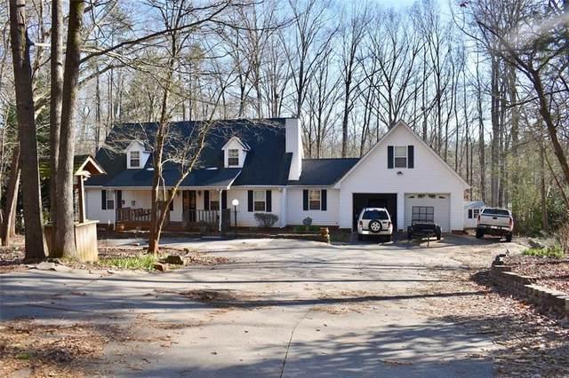1418 Hunters Trail, Anderson, SC 29625 (MLS #20225735) :: Tri-County Properties at KW Lake Region