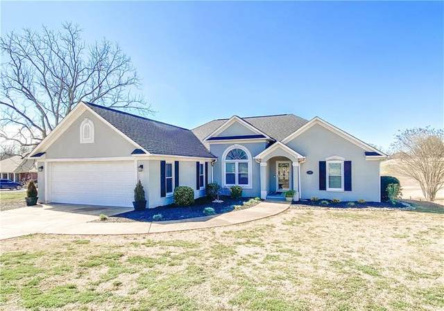 1404 Falcons Drive, Walhalla, SC 29691 (MLS #20225748) :: The Powell Group