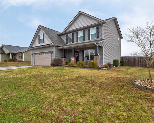1011 Sand Palm Way, Anderson, SC 29621 (MLS #20225757) :: Tri-County Properties at KW Lake Region