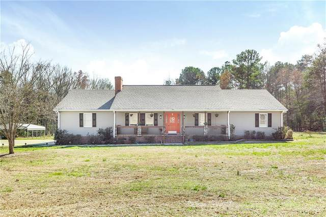 202 Bishop Branch Road, Pendleton, SC 29670 (MLS #20225760) :: The Powell Group