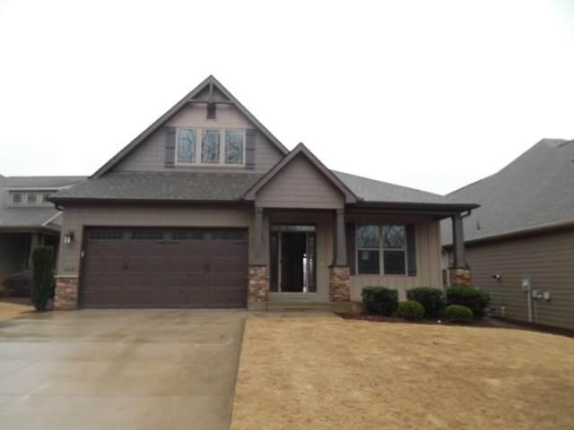 3325 Championship Drive, Seneca, SC 29678 (MLS #20225773) :: Les Walden Real Estate