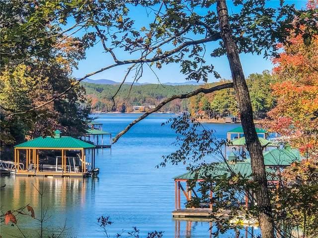 132 Big Creek Trail, Six Mile, SC 29682 (MLS #20225776) :: Les Walden Real Estate