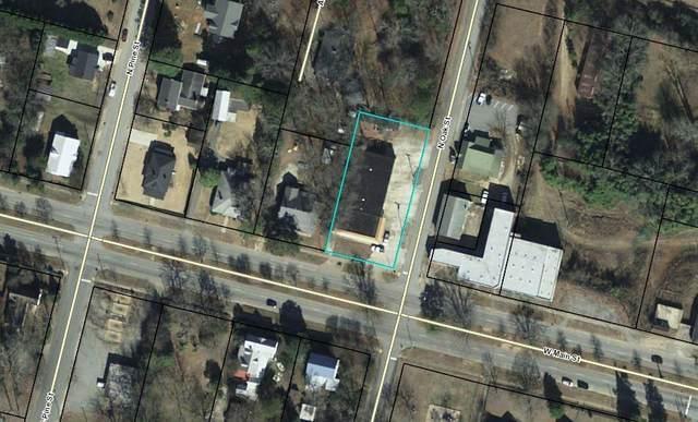 400 W Main Street, Walhalla, SC 29691 (MLS #20225788) :: The Powell Group