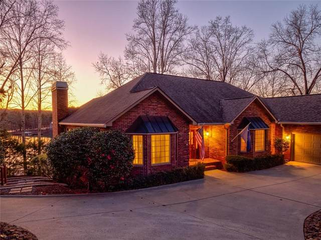 211 N Harbour Drive, Seneca, SC 29672 (#20225790) :: Connie Rice and Partners