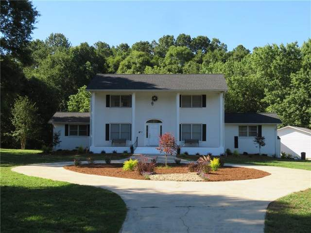 305 Fairplay Road, Townville, SC 29689 (MLS #20225793) :: The Powell Group