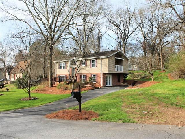 108 Bracken Court, Liberty, SC 29657 (#20225796) :: Connie Rice and Partners