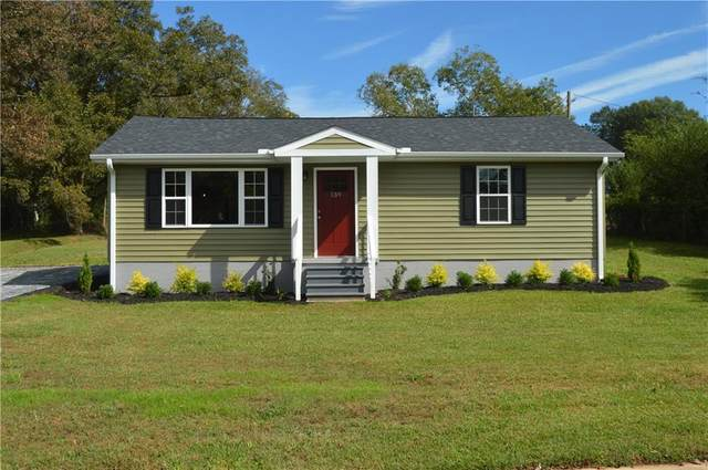 139 Pendleton Street Extension, Pickens, SC 29671 (MLS #20225798) :: The Powell Group
