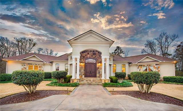 801 Hattons Ford Road, Townville, SC 29689 (#20225802) :: Connie Rice and Partners