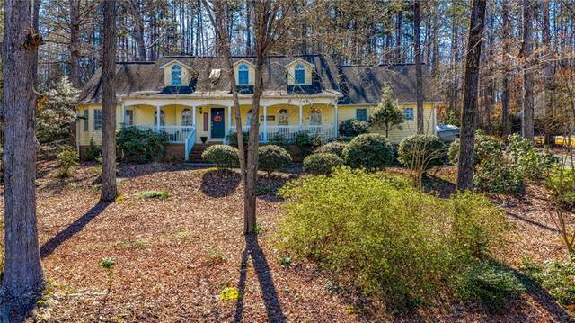 19 Westwind Court, Seneca, SC 29672 (#20225803) :: Connie Rice and Partners
