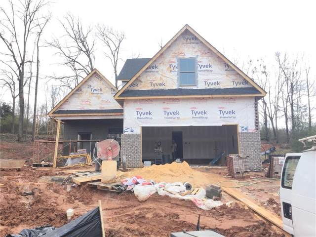 5 Florence Court, Anderson, SC 29621 (#20225824) :: Connie Rice and Partners