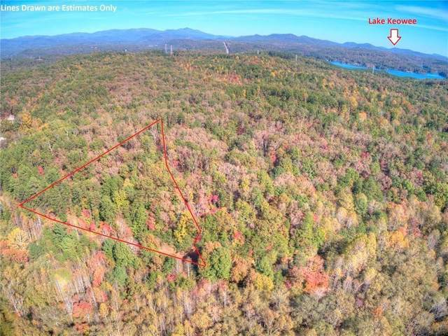 00 Fall Creek Road, Salem, SC 29676 (MLS #20225826) :: The Powell Group