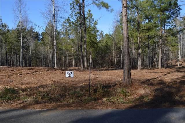 Lot 2 Stokes Drive, Seneca, SC 29672 (MLS #20225828) :: Les Walden Real Estate