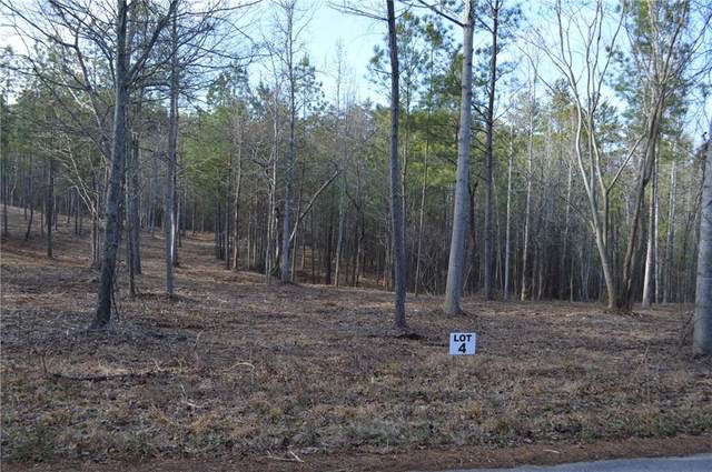 Lot 4 Stokes Drive, Seneca, SC 29672 (MLS #20225832) :: Les Walden Real Estate