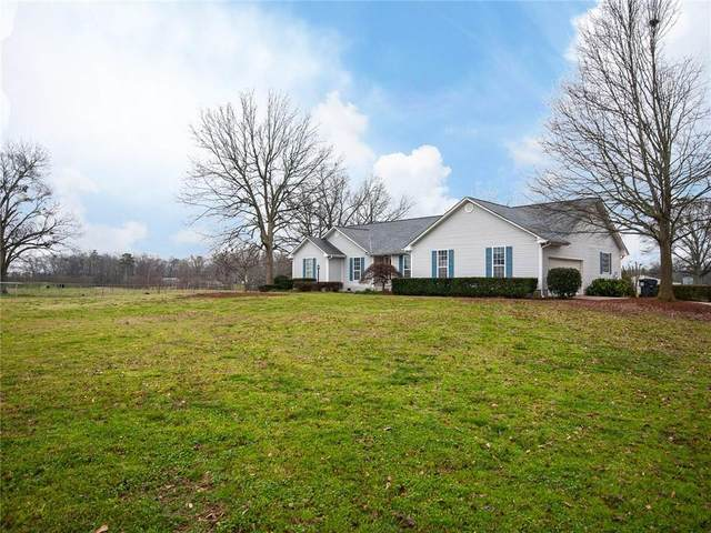 1805 Old Dobbins Bridge Road, Townville, SC 29689 (MLS #20225853) :: The Powell Group