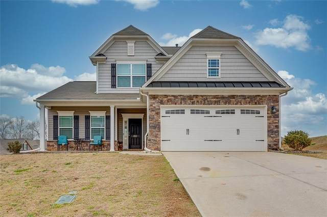 203 Shale Drive, Easley, SC 29642 (MLS #20225875) :: The Powell Group