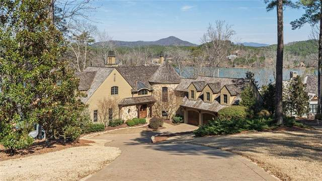 428 Pileated Woodpecker Lane, Sunset, SC 29685 (#20225880) :: Connie Rice and Partners