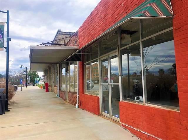 100 W Main Street, Walhalla, SC 29691 (MLS #20225888) :: The Powell Group