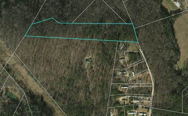 00 High Top Drive, Pickens, SC 29671 (#20225895) :: Connie Rice and Partners
