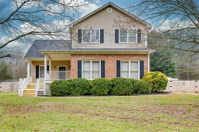 1209 Old Mill Road, Easley, SC 29642 (MLS #20225903) :: The Powell Group
