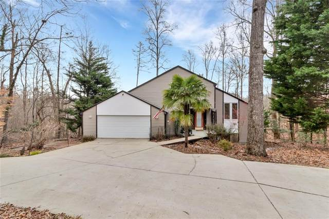 609 Chickasaw Drive, Westminster, SC 29693 (MLS #20225908) :: The Powell Group