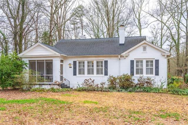 515 Glenwood Avenue, Anderson, SC 29625 (MLS #20225915) :: The Powell Group