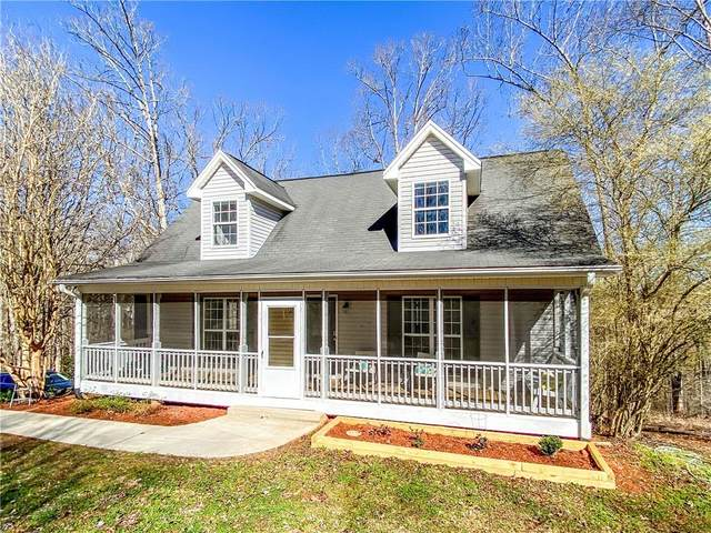 509 Fernwood Drive, Seneca, SC 29678 (MLS #20225927) :: The Powell Group