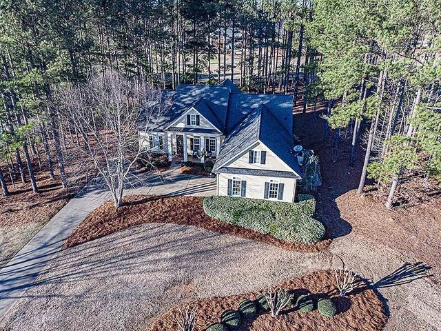 709 Fairway Lakes Road, Greenwood, SC 29649 (MLS #20225951) :: The Powell Group