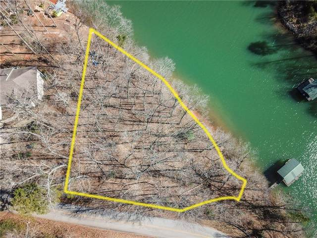 Lot 7 W. View Bay Drive, Seneca, SC 29672 (#20225955) :: Connie Rice and Partners