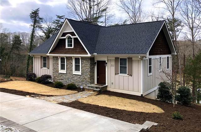 211 Dogwood Road, Townville, SC 29689 (#20225985) :: Connie Rice and Partners