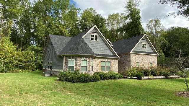 14 United Avenue, Pendleton, SC 29670 (MLS #20225998) :: Les Walden Real Estate