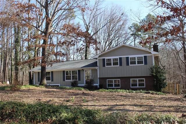 417 Hartwell Drive, Seneca, SC 29672 (MLS #20226015) :: Les Walden Real Estate
