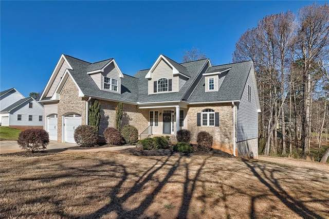 103 Greenbriar Road, Anderson, SC 29621 (MLS #20226018) :: The Powell Group