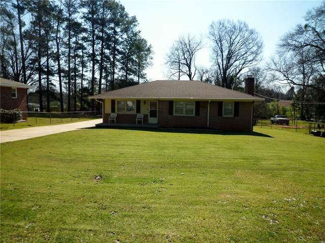 610 Winston Drive, Anderson, SC 29624 (MLS #20226032) :: The Powell Group