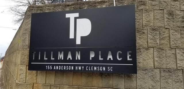 155 Tillman Place, Clemson, SC 29631 (MLS #20226042) :: The Powell Group